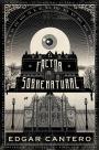 EL FACTOR SOBRENATURAL – Edgar Cantero – 2014 –Libro